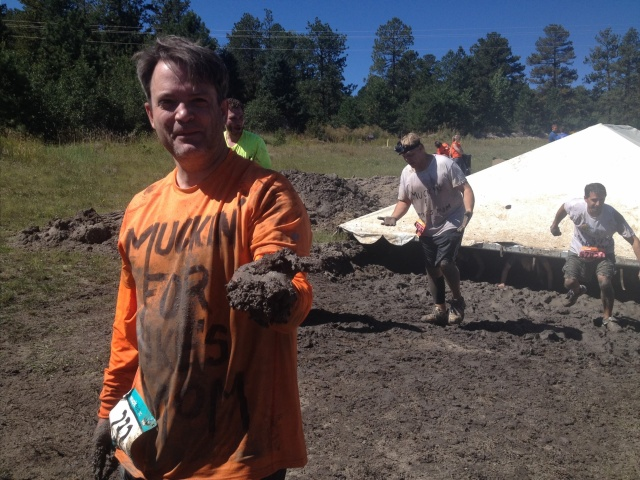 MuckFest MS Blog - Denver - Michael Pierce