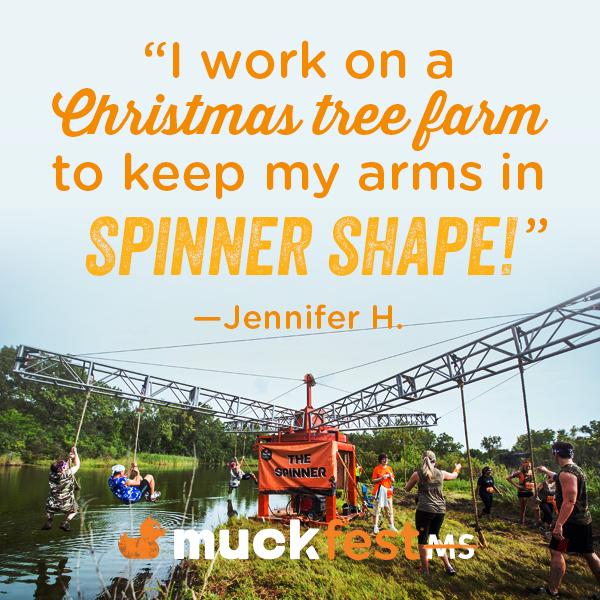 MuckFest MS Spinner