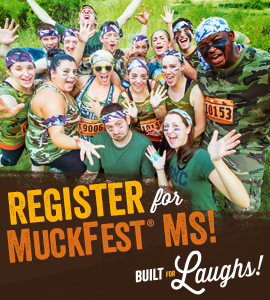 Register for MuckFest MS!
