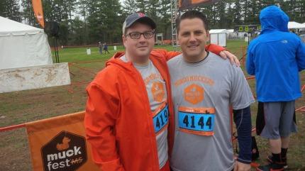 MuckFest MS Boston, Marc Mingolelli's Blog