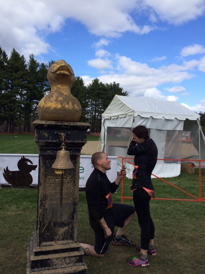 Proposal at MuckFest MS