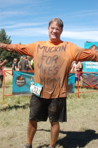 Michael from MuckFest MS Denver