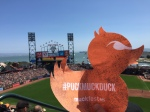 Puck the Muck Duck in San Francisco