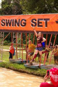 MuckFest MS St. Louis Swing Set