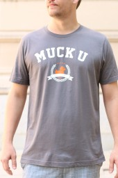 Do you have a degree in muck?